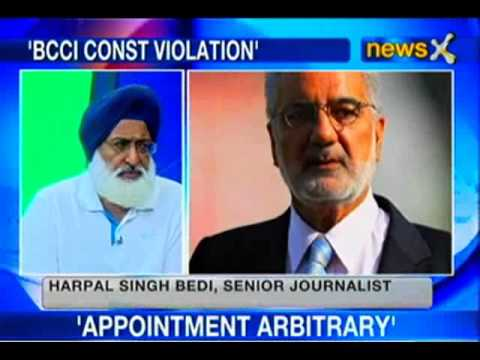 Bindra's shocking revelations from BCCI meet