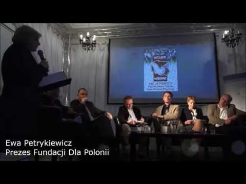 Zapis debaty o Polakach na Wschodzie