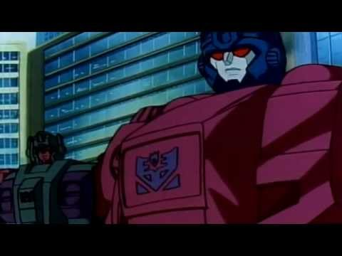 THE TRANSFORMERS: MASTERFORCE #1: Revenge of the Decepticons