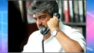 Actor Ajith Kumar Ordering For A Pizza from A Local Shop – Must Watch