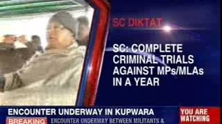 Supreme Court: Complete criminal trials against MPS/MLAs in a year - NEWSXLIVE
