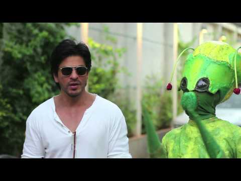 Shahrukh Khan Says Joker An Interesting Film