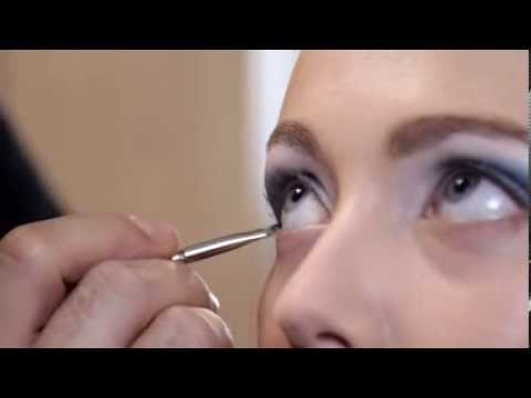KRYOLAN | Tutorial eye make up with Kryolan HD cream liner