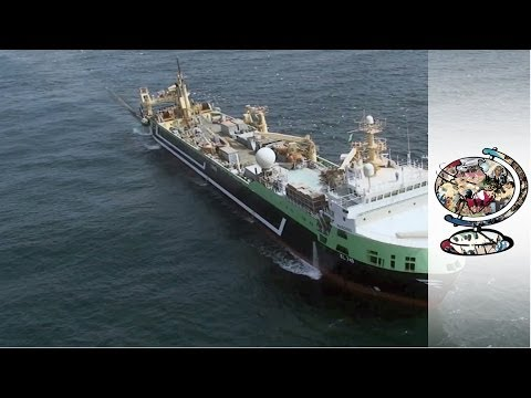 Super Trawler: Margiris 2013 documentary movie, default video feature image, click play to watch stream online