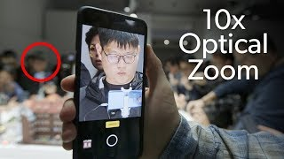 Testing Oppo's 10x optical zoom - PCWORLDVIDEOS