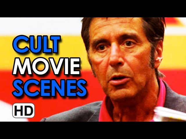 Al Pacino's Inspirational Speech - Any Given Sunday (1999) - Clip HD