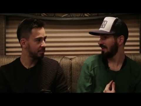 "Linkin Log #4: ""Ask Brad"" Edition (Carnivores Tour)"