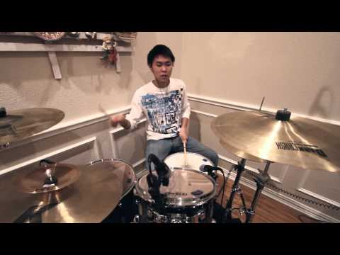 Walk With Me - Jesus Culture (Drum Cover)