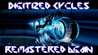 Royalty Free :Digitized Cycles Remastered Again