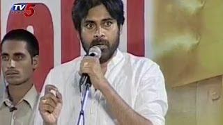 Pawan Kalyan Strong Warning to KCR - TV5NEWSCHANNEL