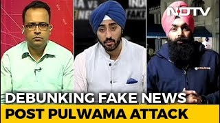 How CRPF Is Fighting 'Fake News' In Aftermath Of Pulwama Terror Attack - NDTV