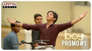 Boy Telugu Movie Promo #1 | Sahiti, Lakshya Sinha | Amar Viswaraj - ADITYAMUSIC