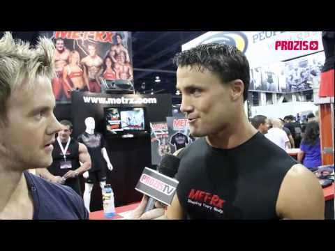 Rob Riches Interviews Greg Plitt at Olympia 2011