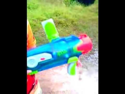ปืนลูกกระสุนโพม KOOSH รุ่น GALAXY