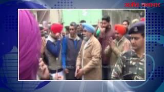 video : राहुल गांधी के कांग्रेस अध्यक्ष बनने पर बठिंडा में कांग्रेस ने मनाई ख़ुशी