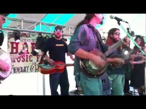 Greensky Bluegrass live
