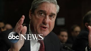 Mueller report complete, handed over to DOJ - ABCNEWS
