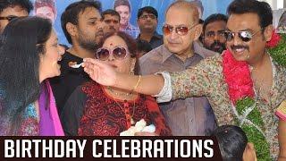 Senior Actor Naresh Birthday Celebrations   TFPC - TFPC