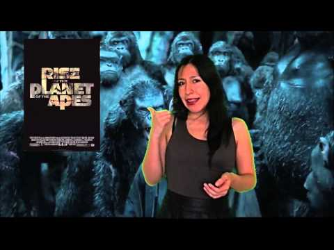 El Planeta Simios Confrontación Dawn of the Planet of the Apes video review