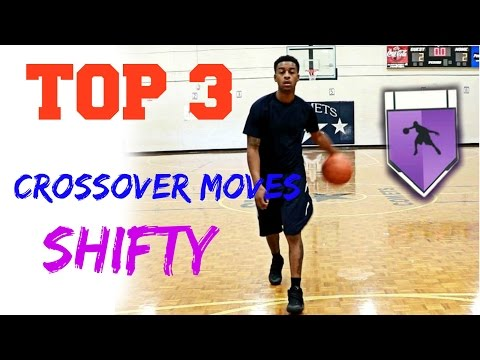 Top 3 crossover moves - Shifty Ankle breakers