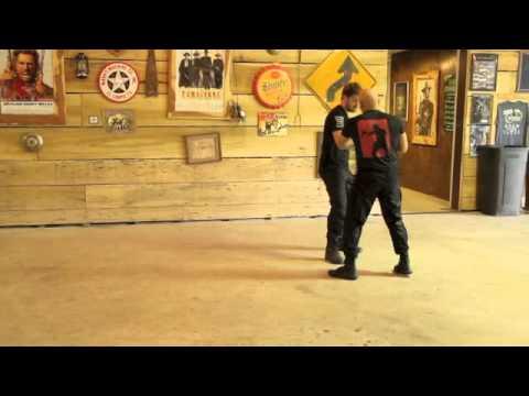 Advanced Trapping Drills - Combine Wing Chun Pac Sao and Kali U Drill