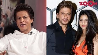 Shah Rukh Khan reviews daughter Suhana's performance in Romeo and Juliet play | Exclusive - ZOOMDEKHO