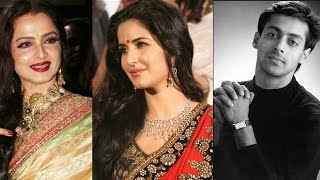 Katrina Kaif bonding with Rekha, Farah Khan to host Salman Khan's reality show
