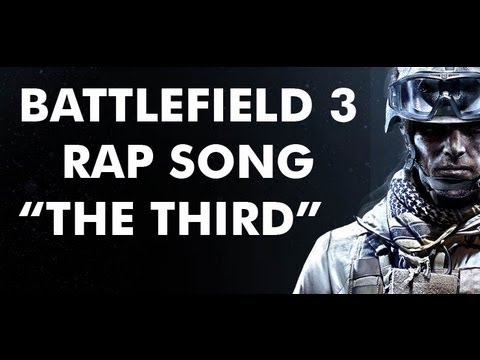 "Battlefield 3 Rap Tune | ""The Third"" By Sgt.Enigma feat. Sontwisted"