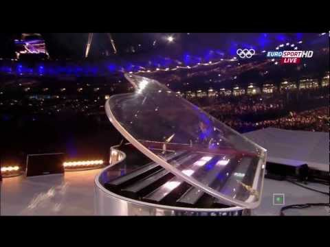 MUSE Survival Live video from stadium London Olympics 2012 HDTV.1080i