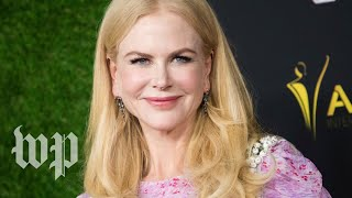 Nicole Kidman says marriage to Tom Cruise offered 'protection' from sexual harassment - WASHINGTONPOST