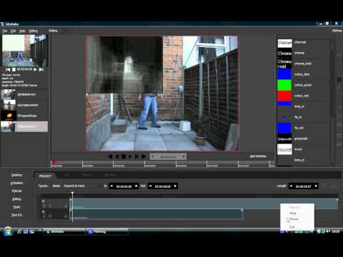 Jahshaka (Cinefx) Introduction - Editing Module