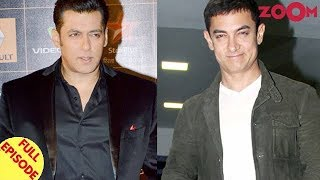 Salman gets BLAMED for promoting nepotism | Aamir's 'TOH' look FAILS to IMPRESS fans? & more - ZOOMDEKHO