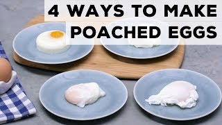 4 Ways to Poach an Egg | Food Network - FOODNETWORKTV