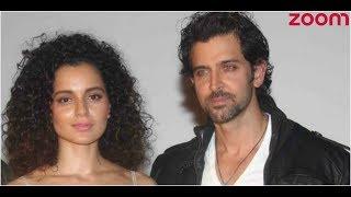 Kangana Ranaut Hires Hrithik Roshan's Ex-Manager Anjali | Bollywood News - ZOOMDEKHO