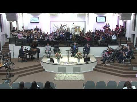 Orquestra Sinfônica Celebração - Everlasting God - 13 05 2018