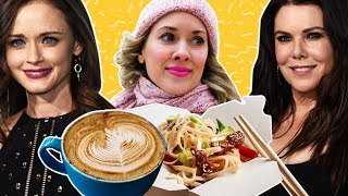 I Ate Like the Gilmore Girls | Experimental Eats - FOODNETWORKTV