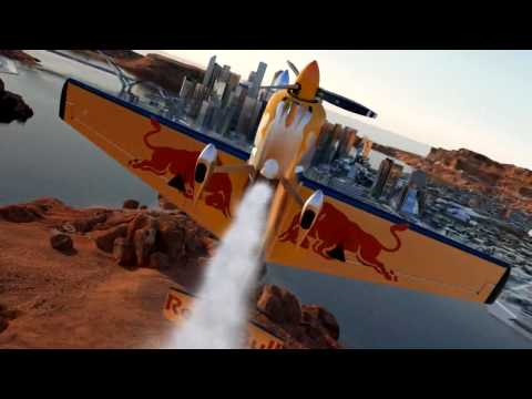 Red Bull Air Race Music Video Slow Motion HD
