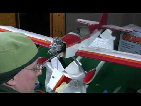 Great Planes Escapade full build video with pricing
