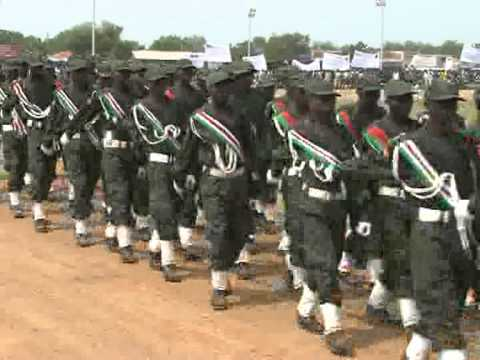South Sudan Independence Celebration in Upper Nile on 07/09/11