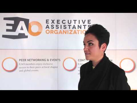 EAO - Executive Assistants Organization