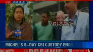 AgustaWestland Scam: CBI to reveal facts revealed during probe - NEWSXLIVE