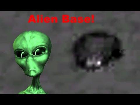 Ada Pangkalan UFO di Bulan?