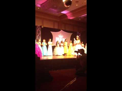 National American Miss Georgia Jr Preteen 2013 crowning
