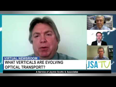 JSA Virtual Roundtable - Trends in Optical Transport