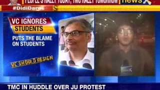 BJP: Mamata must quit as CM - NEWSXLIVE