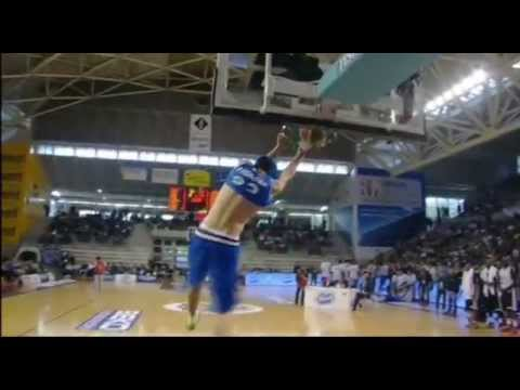 Beko All Star Game 2014 - Acqua Vitasnella Slam Dunk Contest