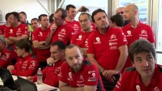 The 2017 Rally Mexico highlights - Citroën Racing
