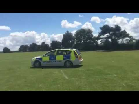 Funniest/memorable time in police