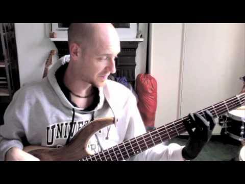 'How to practice Arpeggios' Pt 2 - BASS LESSON with Scott Devine