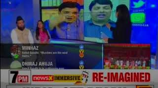 Is the Congress still stuck in a 1947 mindset for playing Hindu-Muslim politics in 2018? - NEWSXLIVE